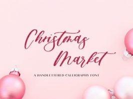 Christmas Market Font