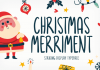 Christmas Merriment Font