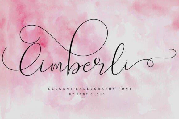 Cimberli Font