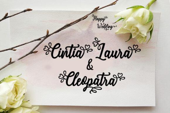 Cintiabella Font