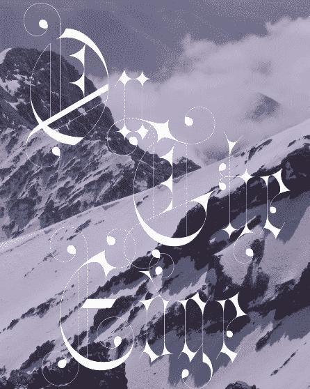 Clavichord Font