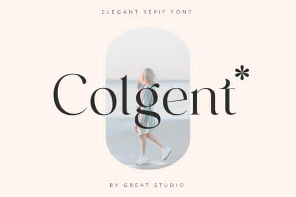 Colgent Font
