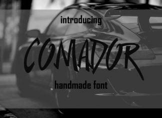 Comador Font