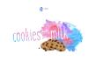 Cookies and Milk A handwritten Font