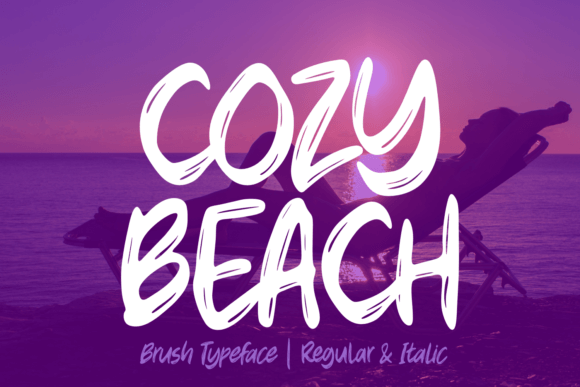 Cozy Beach Font
