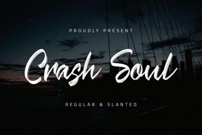 Crash Soul Font
