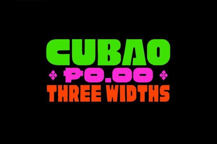 Cubao Free — Display Typeface Font