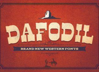 Dafodil Font