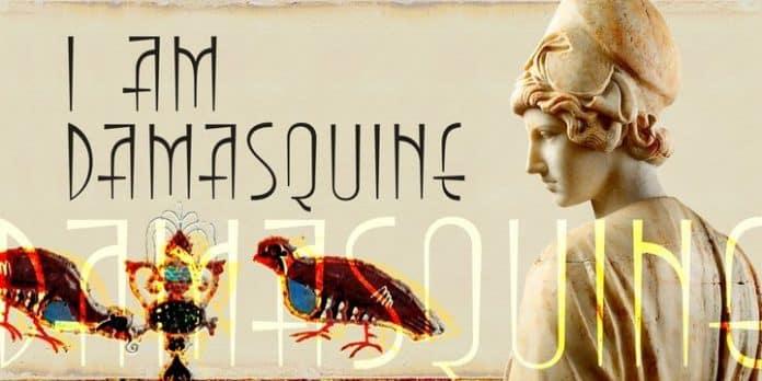 Damasquine Font