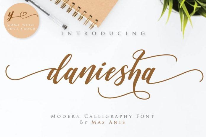 Daniesha Font