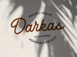 Darkas Font
