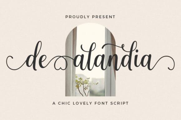 De Alandia Font