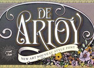 De Arloy Font
