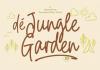 De Jungle Garden Font