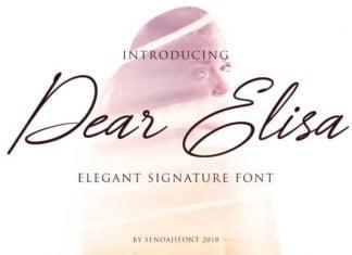 Dear Elisa Font