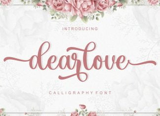 Dearlove Font