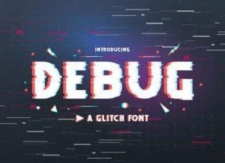 Debug Font