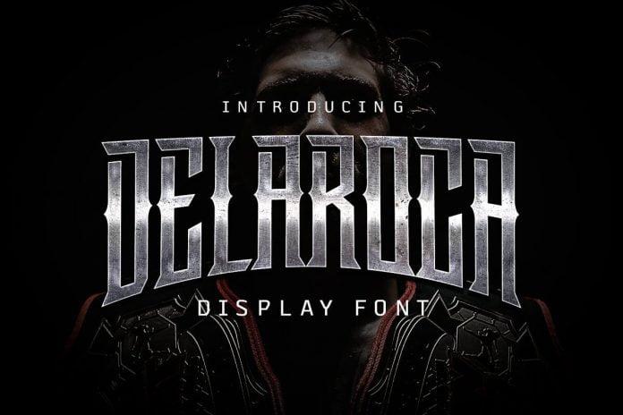 Delaroca Font