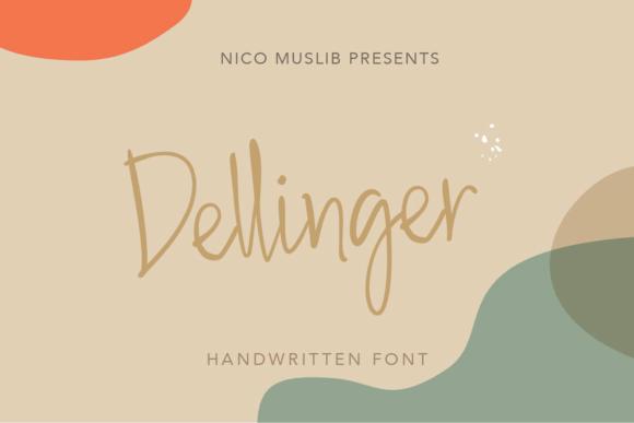 Dellinger Font