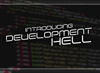 Development Hell Font