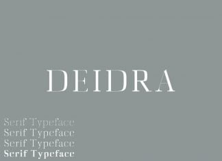 Diedra Font
