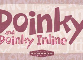 Doinky Font