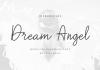 Dream Angel Font
