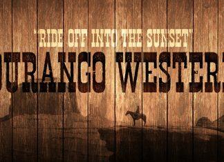 Durango Western Cyrillic Font