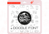 Earth Day Font