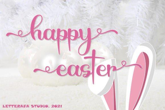 Easter Story Font