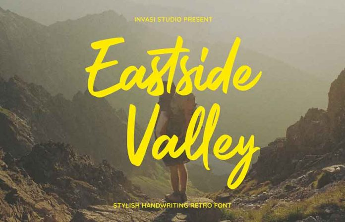 Eastside Valley Font