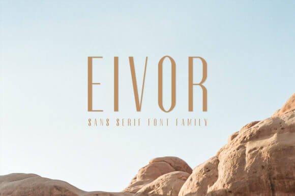 Eivor Font
