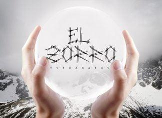 El Zorro Font