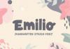 Emilio - Handwritten Stylish Font