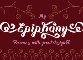 Epiphany Font