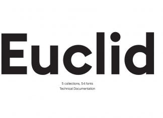 Euclid Fonts Families Collection