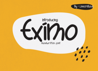 Eximo Font