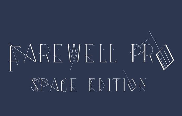 Farewell Regular & Farewell Pro Regular