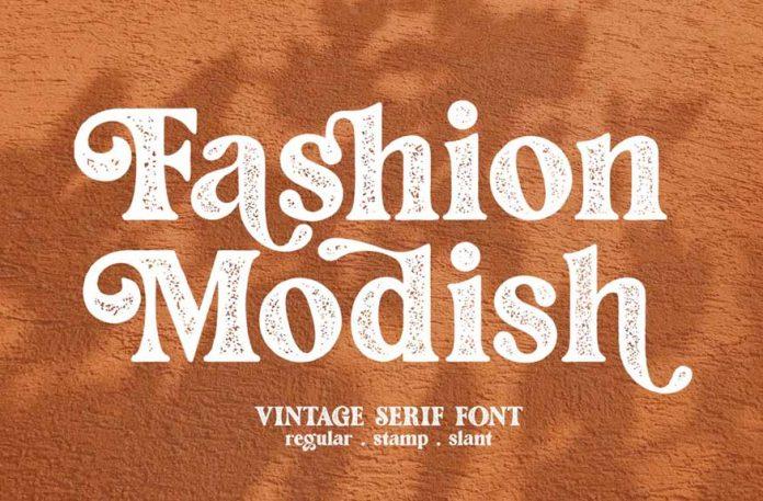 Fashion Modish