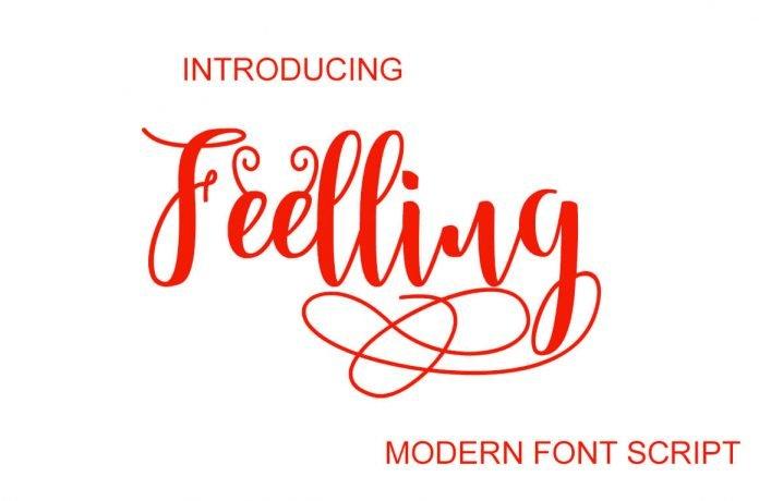 Feelling Font