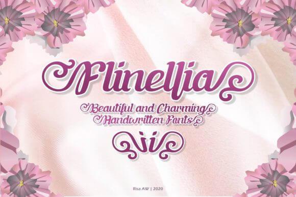 Flinellia Font