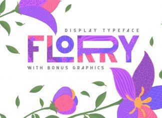 Florry font