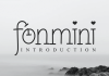 Fonmini Font