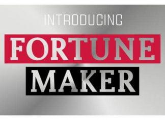 Fortune Maker Font