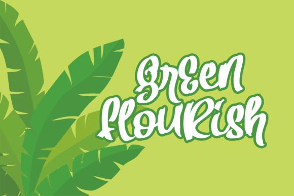 Fresh Grass Font