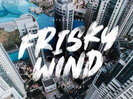 Frisky Wind Font
