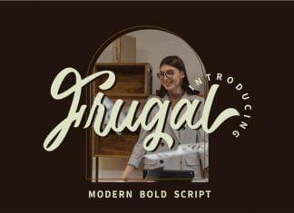 Frugal Font