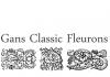 Gans Classic Fleurons Font