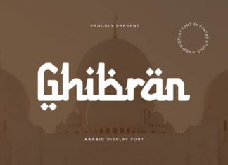 Ghibran Font