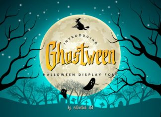 Ghostween Font